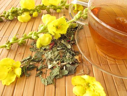 Чай от лопен при настинка