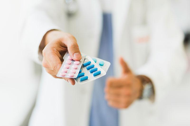 Лекарства при настинка и грип