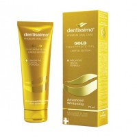 Паста за зъби Dentissimo Advanced Whiening GOLD